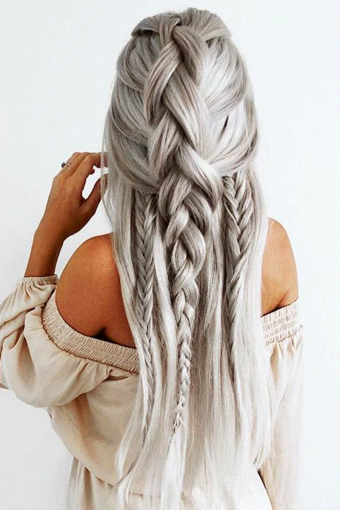 Best long hairstyles today 70 easy non boring ideas Long Hair Braided Styles Ideas