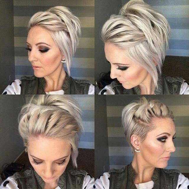 Best long undercut pixie great styling ideas for the few Styling Ideas For Very Short Hair Ideas