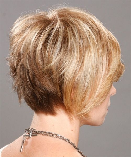 Best pin cindy wysocki on love love love short thin hair Short Haircut Styles Back View Inspirations