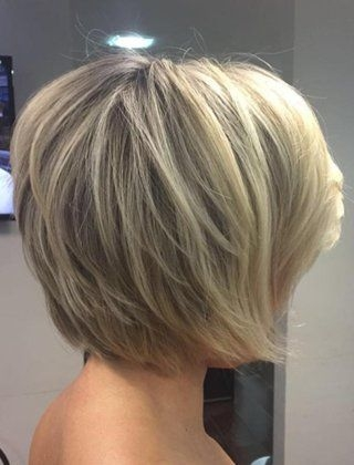 Best pin on belleza Style Ideas For Short Layered Hair Choices
