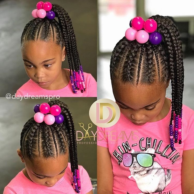 Best pin on braid styles for toddlers Kids Hair Braid Styles Choices