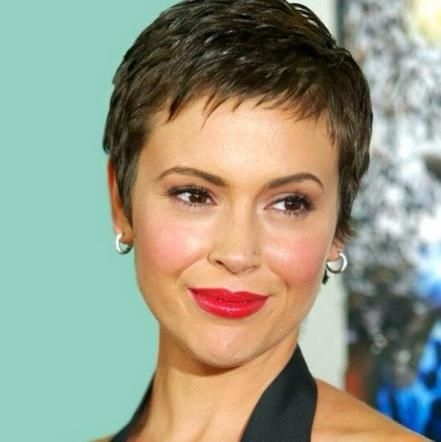 Best pin on chemo short Short Haircuts For Chemo Patients Inspirations