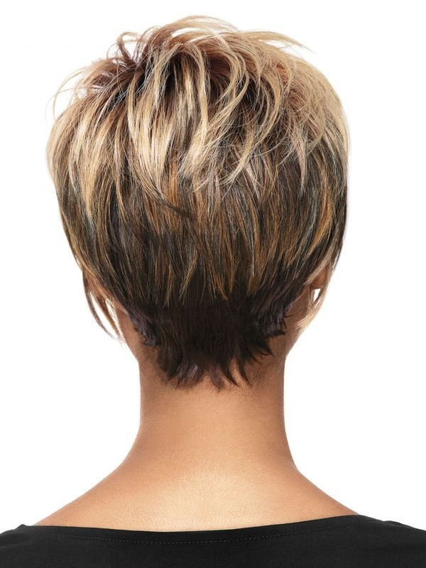 Best pin on funky short hair Very Short Stacked Bob Haircuts Ideas