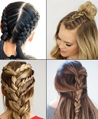 Best pin on hair and beauty French Braided Hair Styles Inspirations