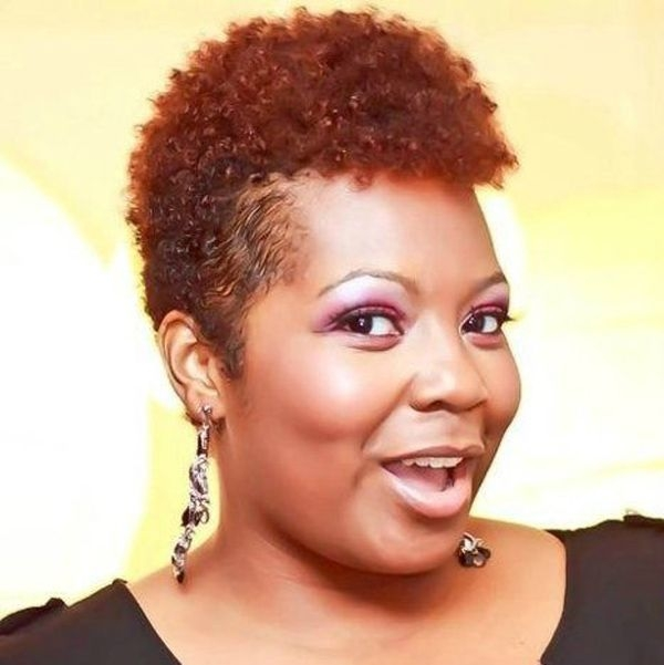Best pin on hair ideas Short Black Natural Haircuts For Round Faces Choices