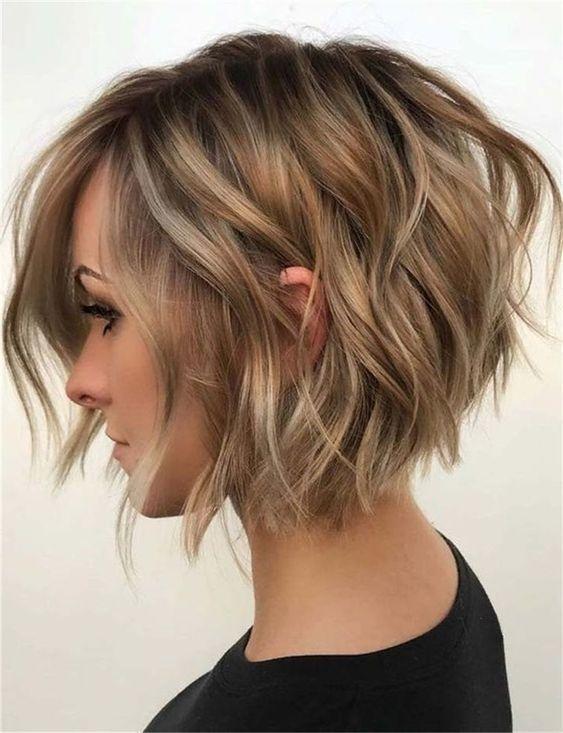 Best pin on hair Short Bobbed Hair Styles Ideas