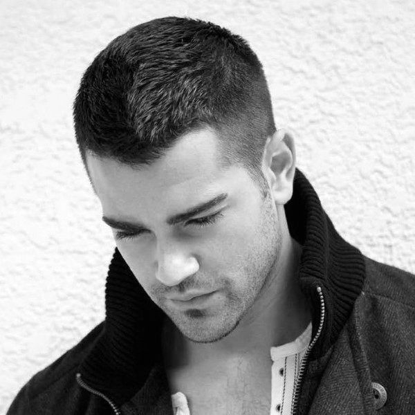 Best pin on haircuts Short Thinning Hair Styles For Men Inspirations
