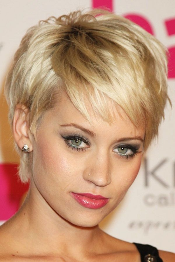 Best pin on hairstyles Short Haircut For Fine Hair Inspirations