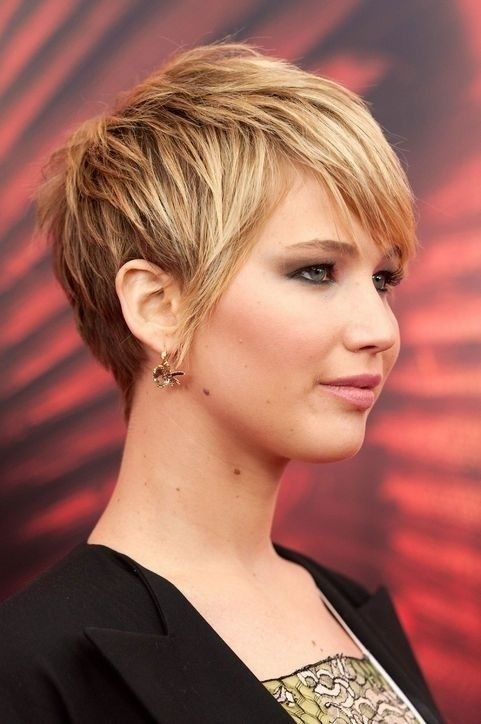 Best pin on short hair Short Haircuts For Thick Hair And Round Face Inspirations