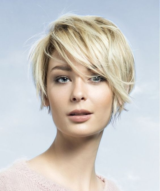 Best pin on short hairstyles 2017 Cute Short Haircuts For Women With Fine Hair Inspirations
