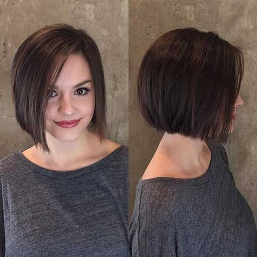 Best pin on short hairstyles Short Haircut Styles For Thick Straight Hair Choices
