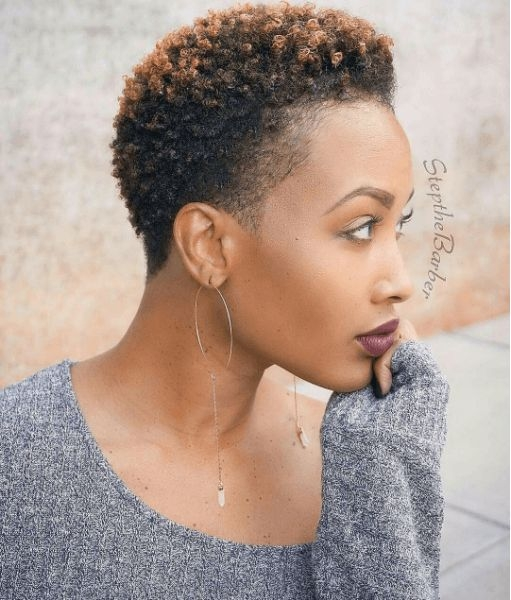 Best pin on twa hairstyles Haircuts For Short Natural Hair Ideas