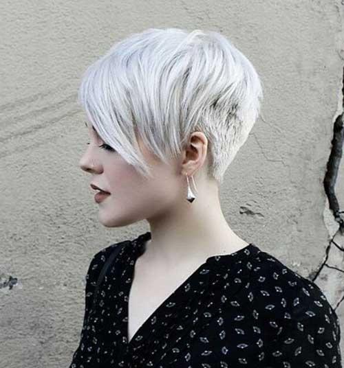 Best really trendy asymmetrical pixie cut Very Short Asymmetrical Haircuts Ideas