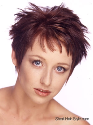 Best short hair cuts with texture Short Textured Haircuts Inspirations