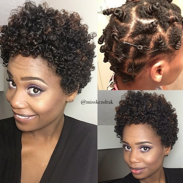 Best short natural hairstyle httpwww Styles To Do With Short Natural Hair Ideas