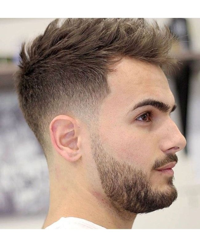 best shortcut hairstyle for men 2017 mens haircuts fade New Men Short Hair Style Inspirations