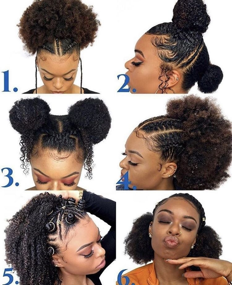 Best so versatile pinterest puregold340 instagram pure Pinterest Natural Hairstyles For Short Hair Inspirations