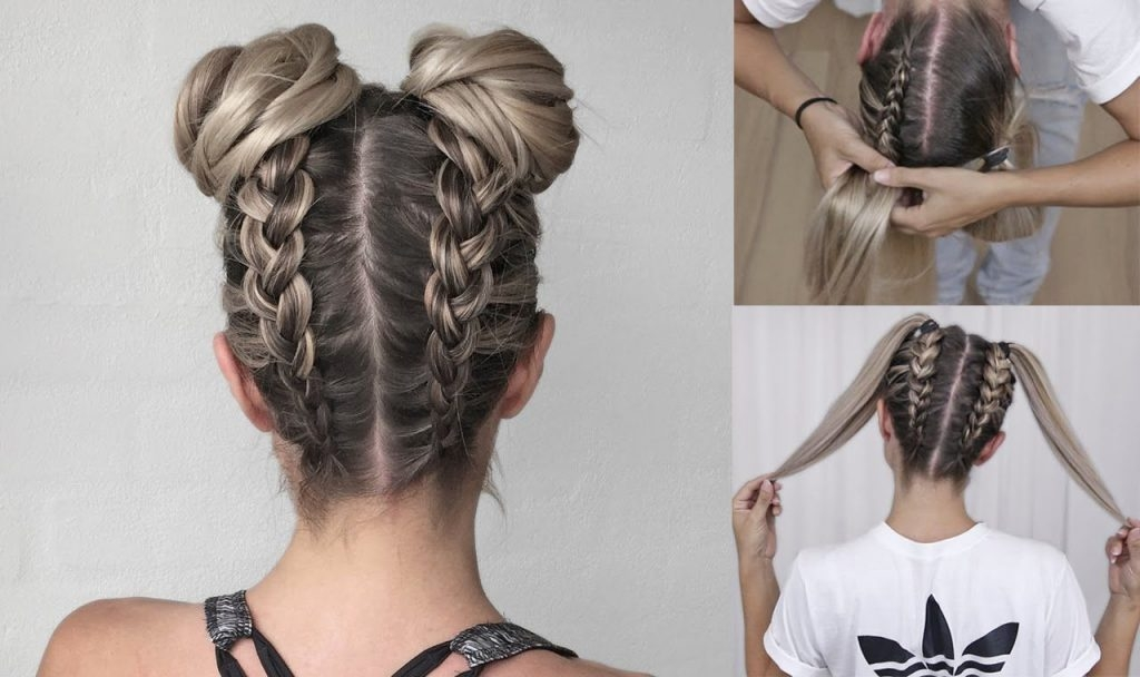 Best super 16 braids for thin hair style with more confidence French Braid Hairstyles For Thin Hair Choices
