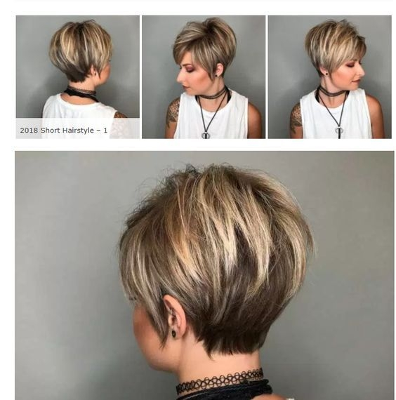 Best super cute short hairstyles with super fun colors what Cute Hairstyles For Short Layered Hair Ideas