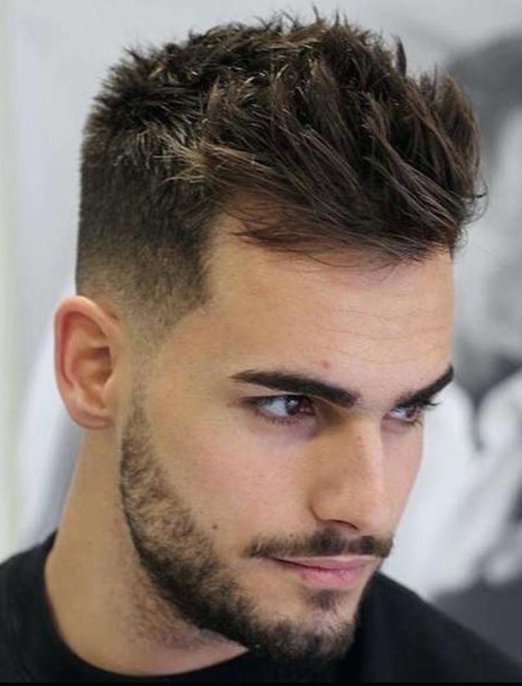 Best the 60 best short hairstyles for men improb Styling Short Hair Male Inspirations