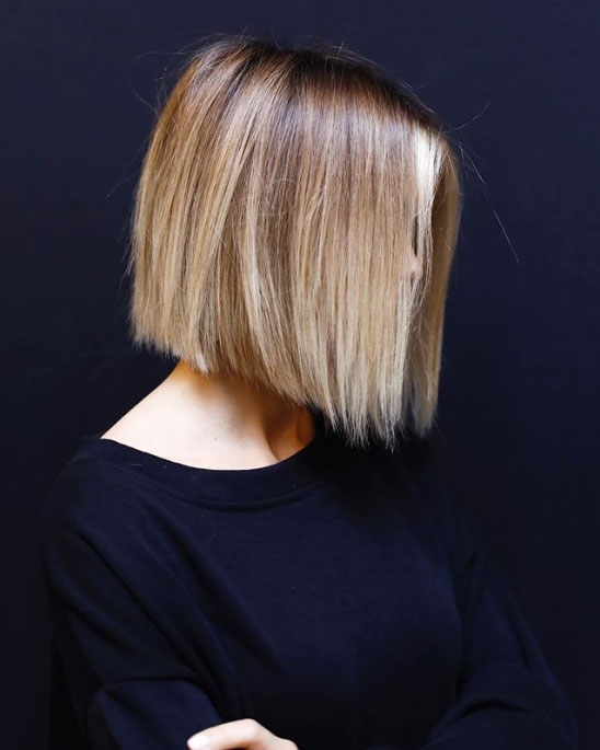 Best the best short hairstyles for fine hair southern living Short Bob Hairstyles With Bangs For Fine Hair Choices