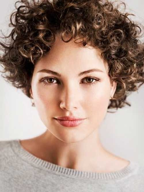 Best very short curly hair httppy curly hair styles Best Hairstyles For Curly Short Hair Inspirations