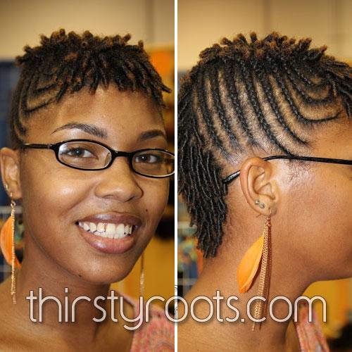braid hairstyles for short hair Braided Hairstyles For Short African American Hair Designs