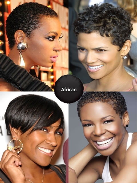 Cozy 34 african american short hairstyles for black women African American Short Hairstyles Pictures Designs