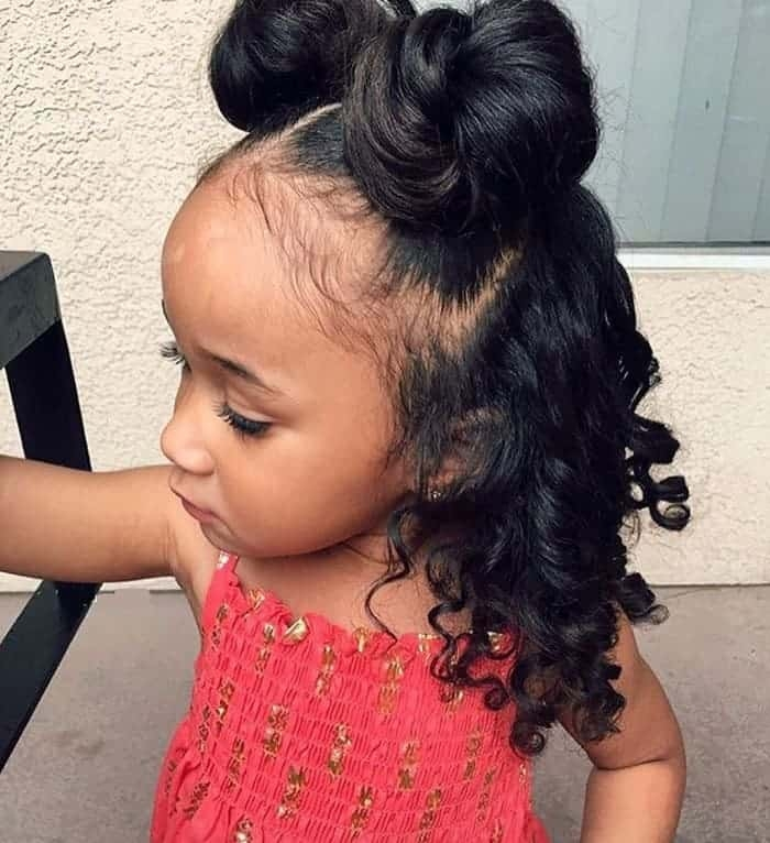 Cozy 40 new african american black toddler girl hairstyles 2020 African American Little Girls Hair Styles Ideas