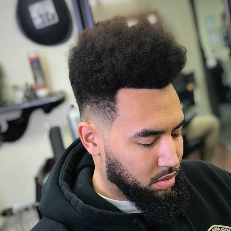 Cozy 47 hairstyles haircuts for black men fresh styles for 2020 African American Men Hairstyles Designs