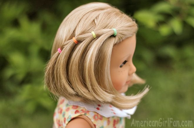 Cozy hairstyles for short hair dolls dolls hairstyles Hairstyles For Your American Girl Doll With Short Hair