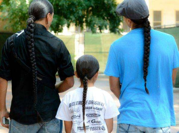 Cozy natives dont have bad hair days care for your braids Native American Braid Wraps Designs