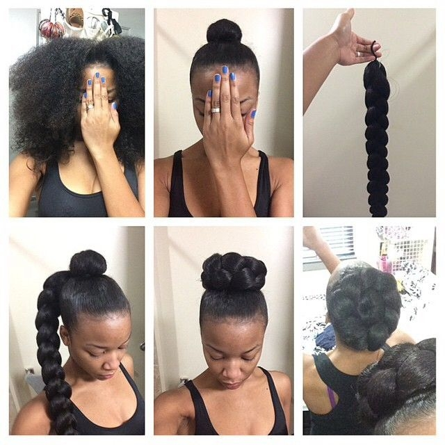 Cozy naturalhairdoescare photo hair styles natural hair Quick Hairstyles For African American Hair