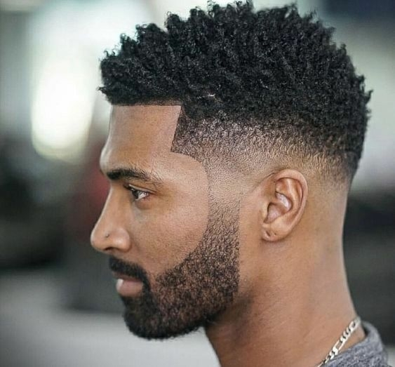 Cozy pin on low fade haircuts for african american black men African American Haircuts For Males