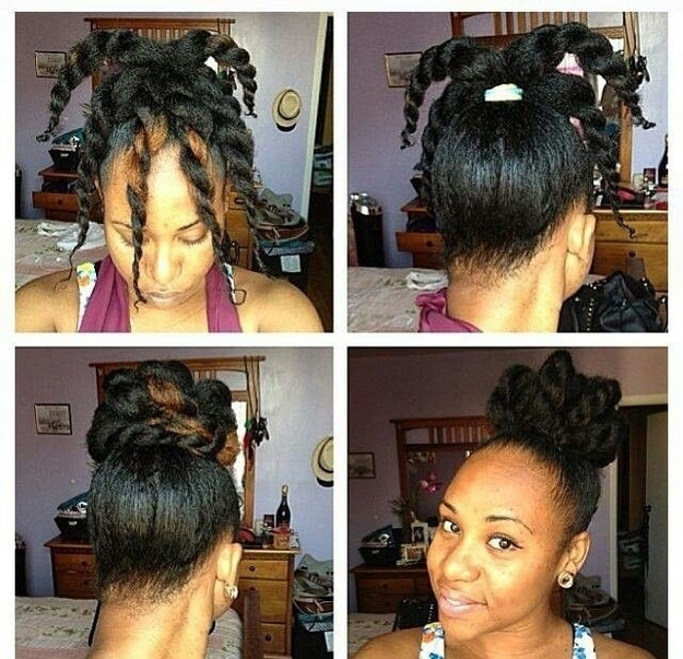 Cozy simple hairstyles for natural black hair hairstyles vip Simple Hairstyles Natural African American Hair Designs