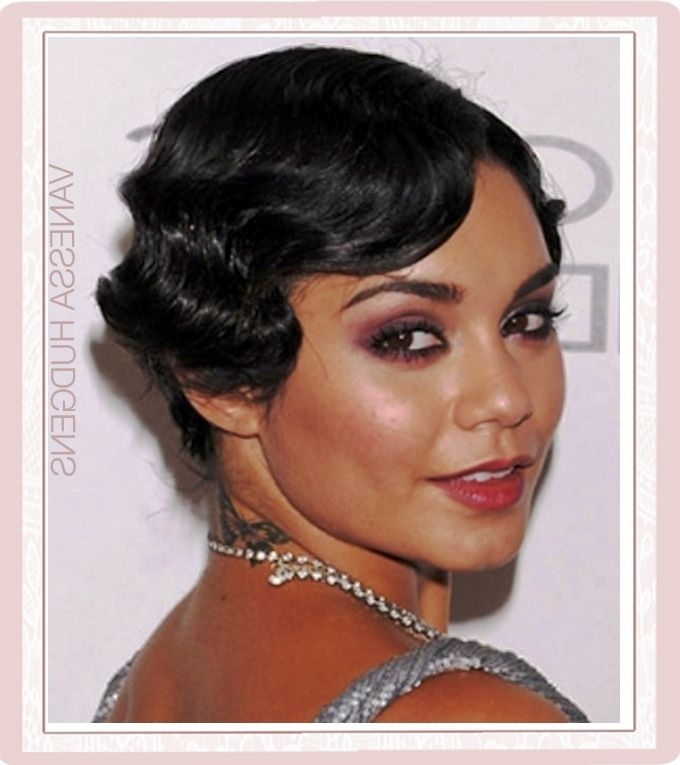 Cozy vintage hairstyles vintage hairstyles for black women Vintage Wedding African American Hair