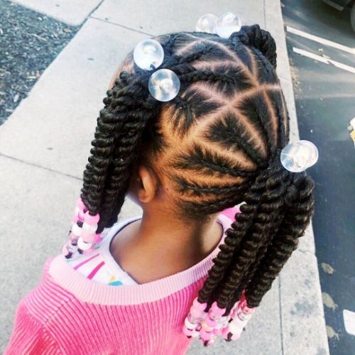 cute hairstyles for black girls 29 hairstyles for black Kid African American Hairstyles