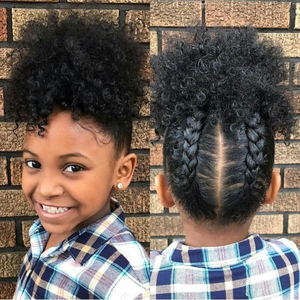 easy natural hairstyles for black women trending in Quick Hairstyles For African American Hair