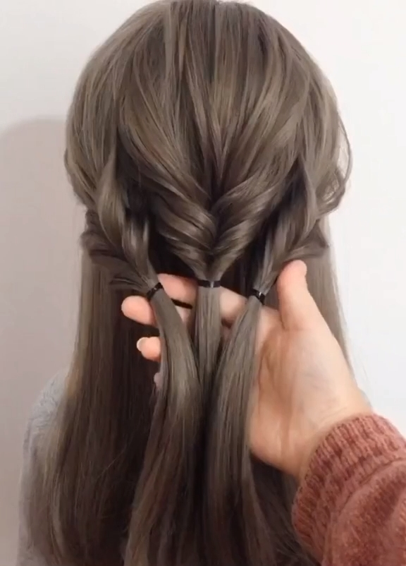 easy quick hairstyles braiding for medium length hair easy Quick Braided Hairstyles For Medium Hair Choices