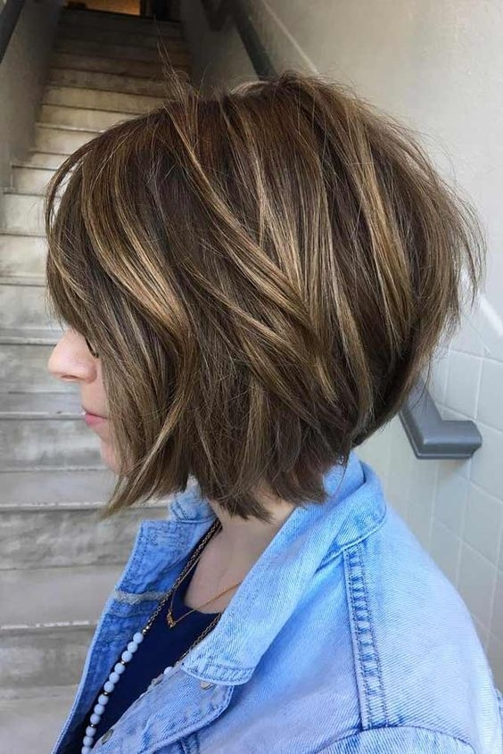 Elegant 10 short brown hairstyles with fizz short Light Brown Short Hair Styles Choices