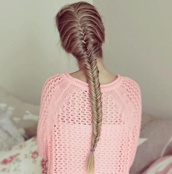 Elegant 101 romantic braided hairstyles for long hair and medium hair French Braid Hairstyles For Thin Hair Choices
