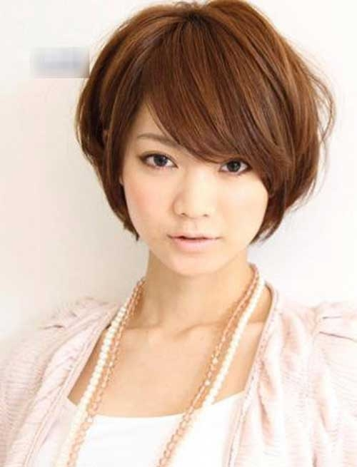 Elegant 101 sexiest short haircuts for women with round faces Best Short Hairstyle For Round Face Female Choices