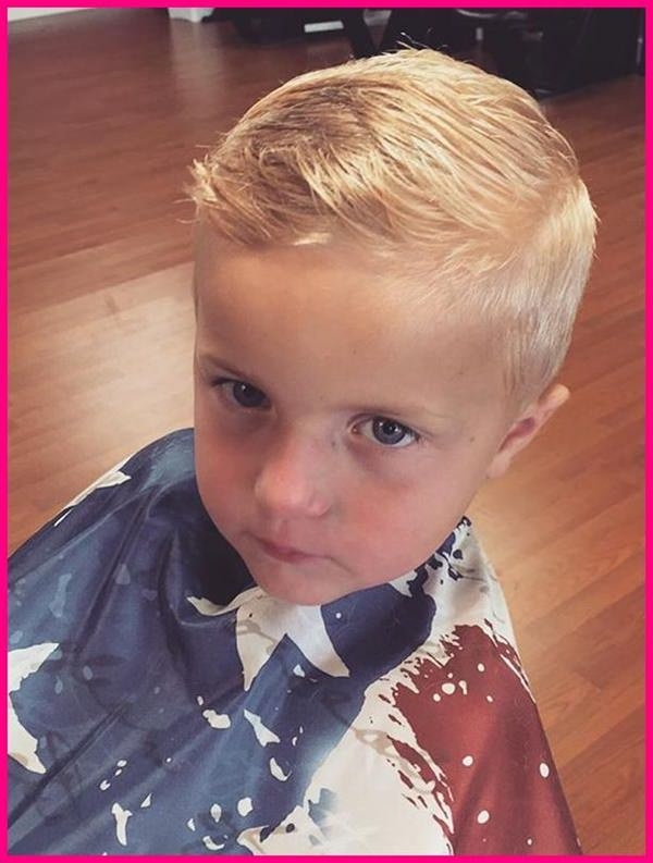 Elegant 116 sweet little boy haircuts to try this year Little Boy Short Haircuts Choices
