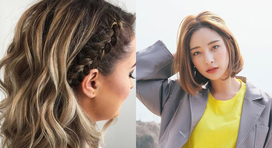 Elegant 13 easy styling tips that all short haired girls should know Short Hair Styling Tips Inspirations