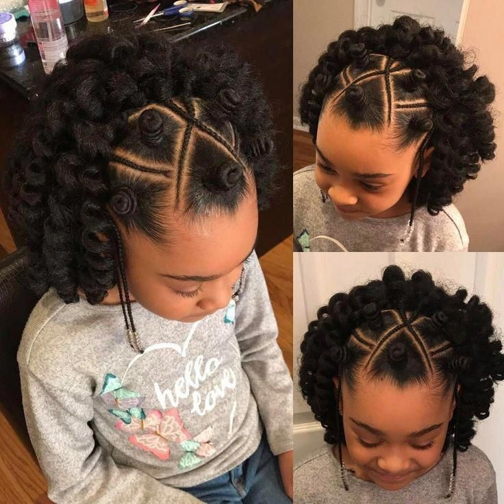 Elegant 17 young black queens whose incredible hairstyles will Hairstyles African American Natural Hair Designs