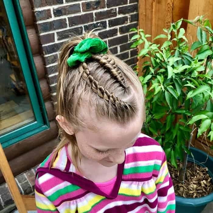 Elegant 170 cutest braided hairstyles for little girls 2020 trends Braids Hairstyles For Small Girls Ideas