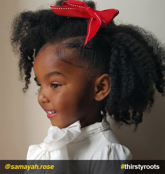 Elegant 20 cute natural hairstyles for little girls African American Natural Hairstyles Twist Out Designs