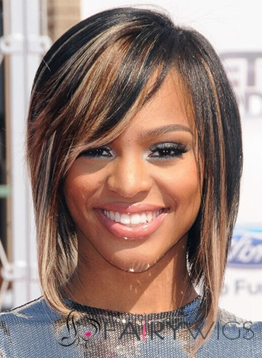 Elegant 20 hottest new highlights for black hair popular haircuts African American Hairstyles With Highlights Ideas