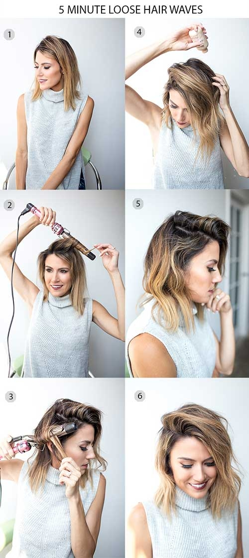 Elegant 20 incredible diy short hairstyles a step step guide Cute Hairstyles For Short Straight Hair Easy Ideas