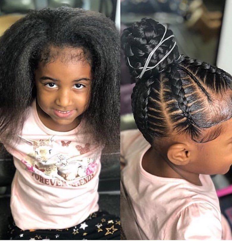 Elegant 20 kids hair braiding styles hairstyles hairstyles Natural Hair Braiding Styles For Kids Ideas